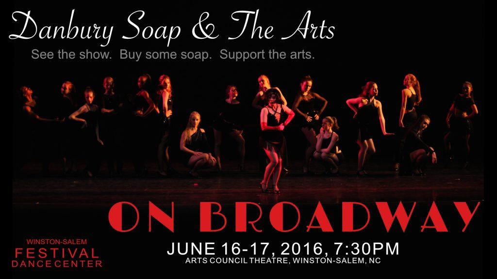 Danbury Soap & On Broadway